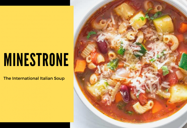 Minestrone Soup by Chef Ankit