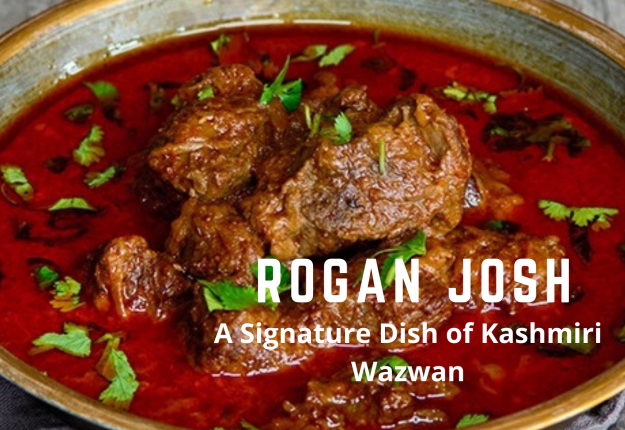 Rogan Josh Recipe by Chef Ankit